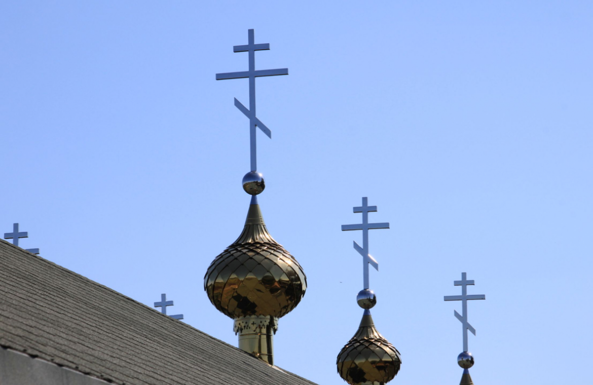 The Orthodox liturgy is forbidden in Abkhazia
