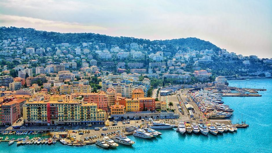 The mayor of Nice is appealing to tourists.  Stay away from us