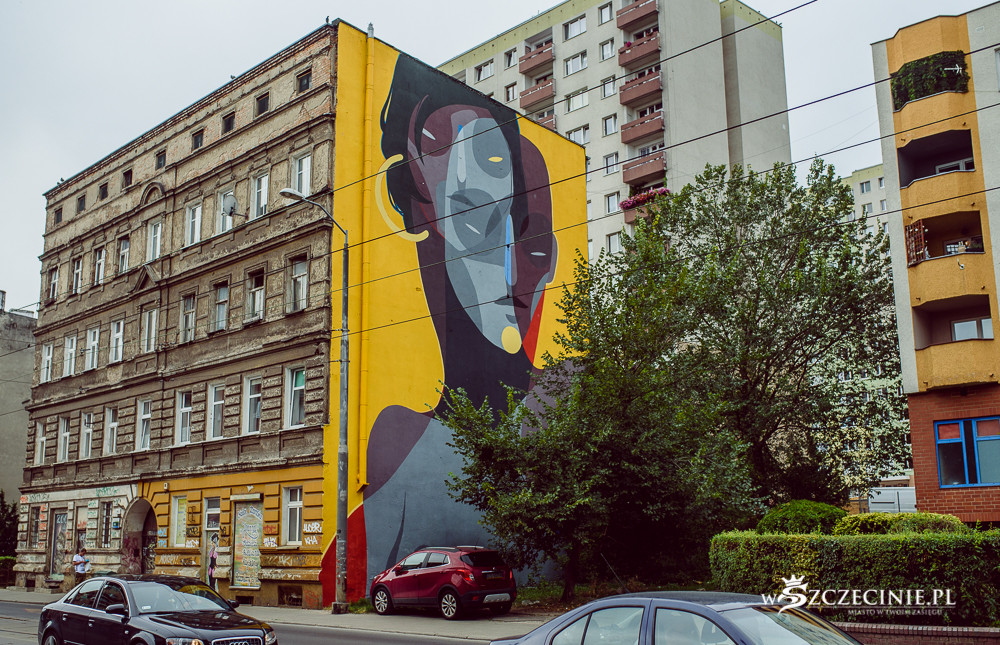 There will be 5 new murals.  The city will finance the implementation of original projects submitted by the artists
