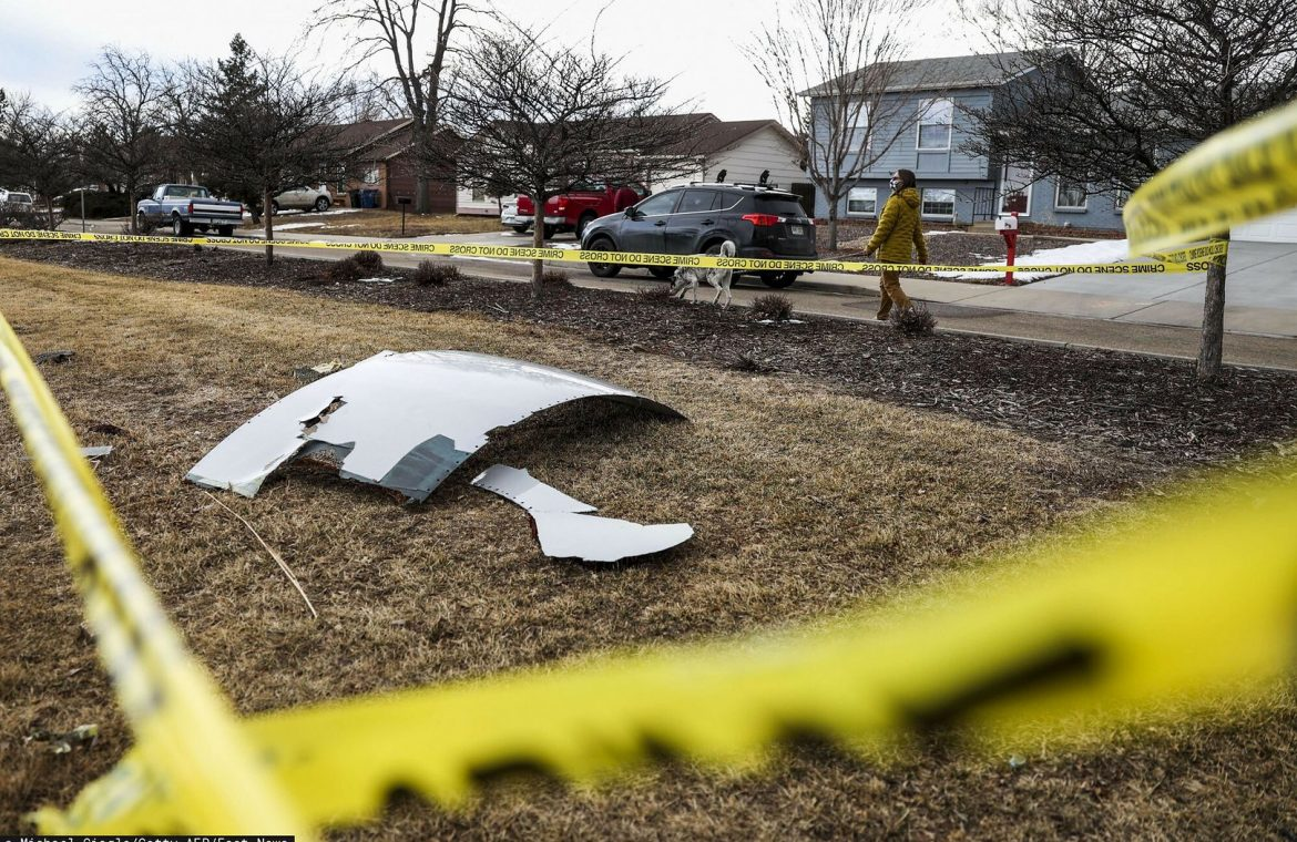 United States of America.  The first conclusions after the fatal crash of a Boeing 777
