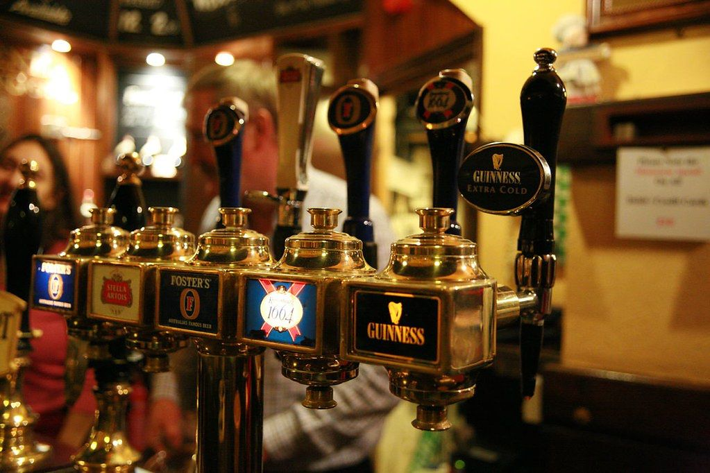 United kingdom.  More than 80 million liters of beer will be wasted due to the lockdown