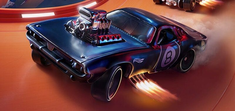 Unleash the hot wheels officially.  Check out your trailer for details