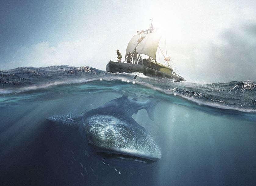 "Weekend Film: ""Kon-Tiki Expedition"""