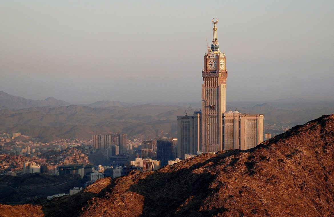 Will the first Christian temple be built in Saudi Arabia?