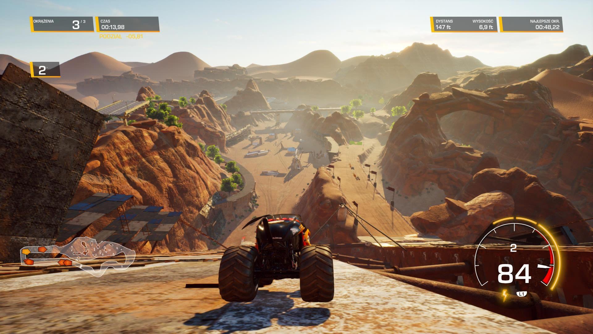 Monster Jam Steel Titans 2 - Descent into the desert