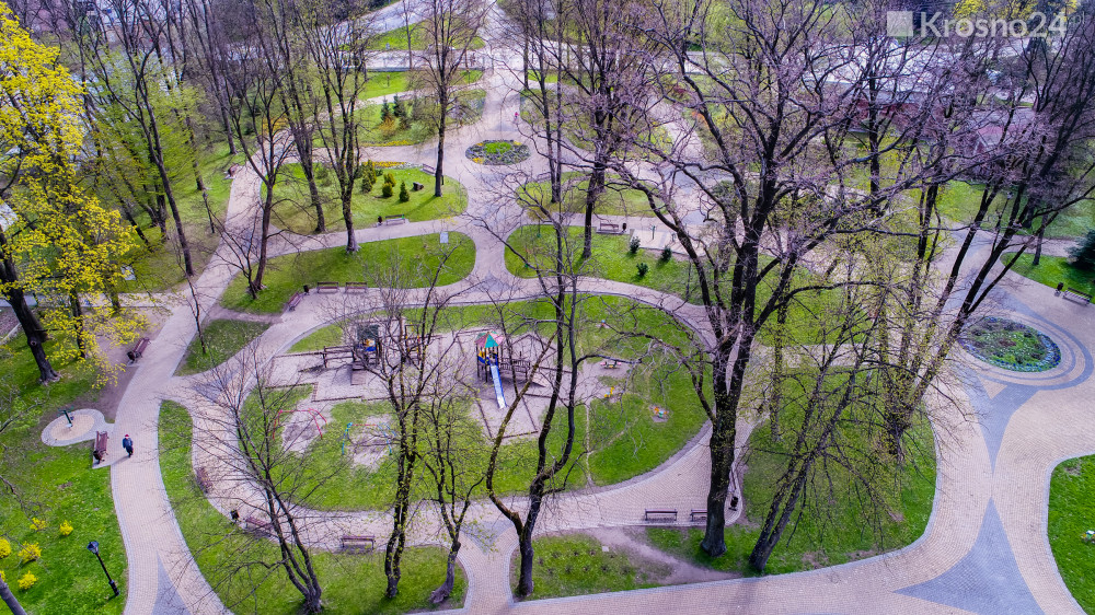 A playground in Jordanovsky Park: There will be more attractions