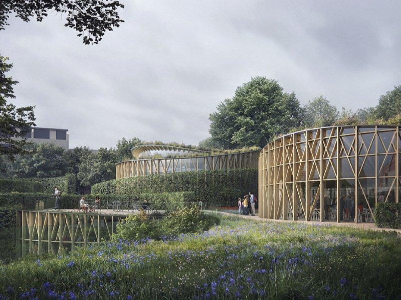 Powstaje nowe Muzeum Hansa Christiana Andersena. Wizualizacje baśniowej przestrzeni