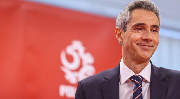 Paulo Sousa: Wierzę, że możemy sobie nawzajem pomóc