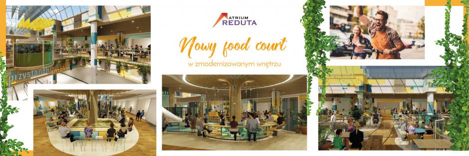 Shift zones in the atrium of Ridota