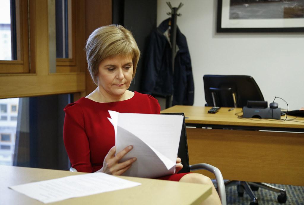 Szkoci chcą niezależności