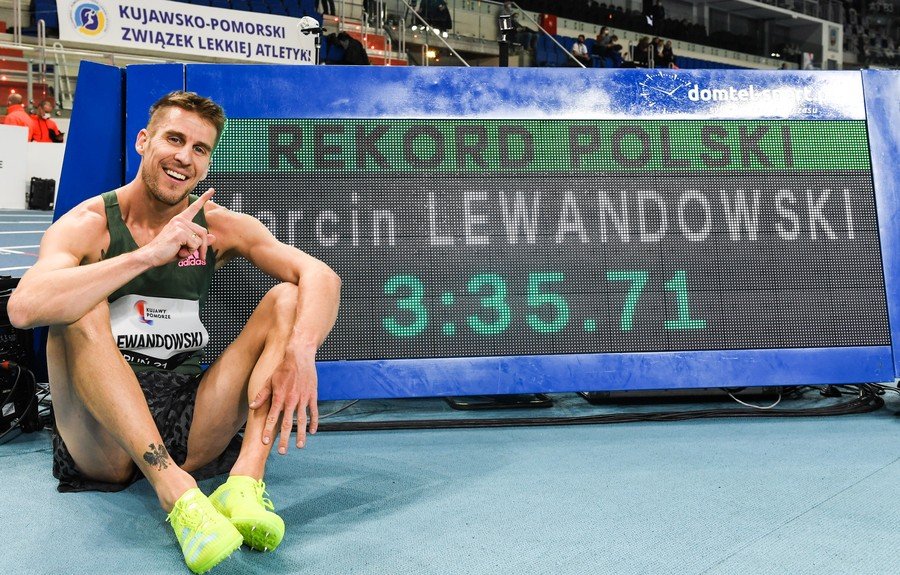 Track and Field Masters in Copernicus Cup |  Courier Nakielski