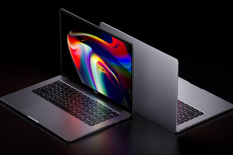 Xiaomi looked at Apple again.  The new Mi Laptop Pro is living proof of this