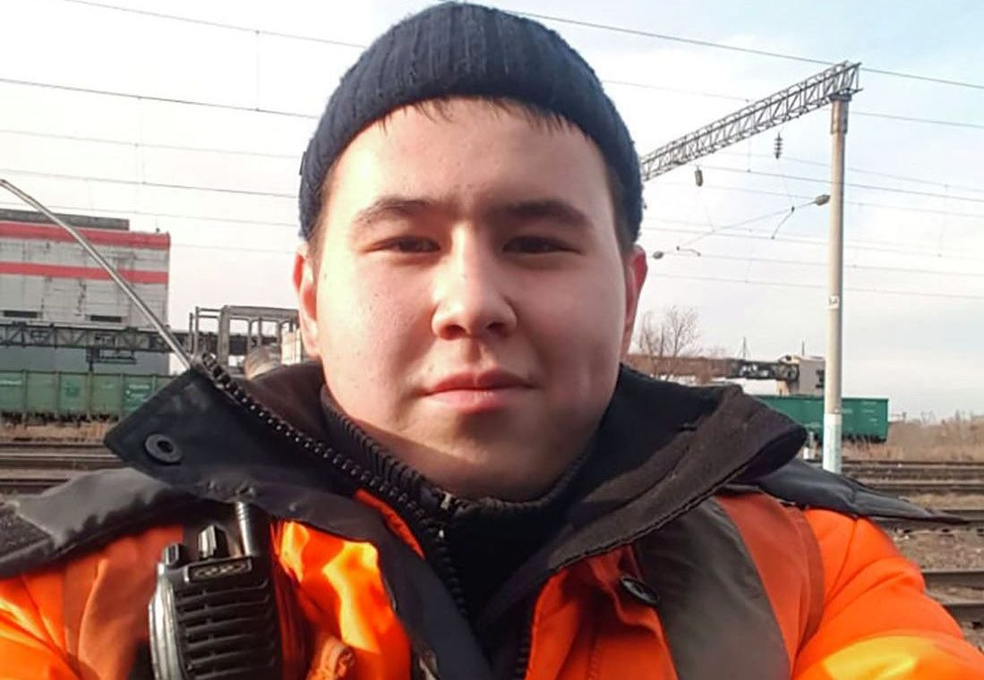 A former railroad worker from a small town in Kazakhstan won a Grammy Award