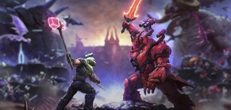 DOOM Eternal: Ancient Gods Part Two on official article.  The creators prepare players for a great presentation