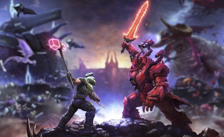 Doom Eternal Ancient Deities 2 - zwiastun premiere data
