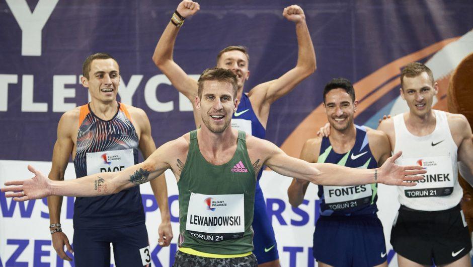 European Athletics Championships – Toruń 2021. TV program for Friday, March 5, 2021