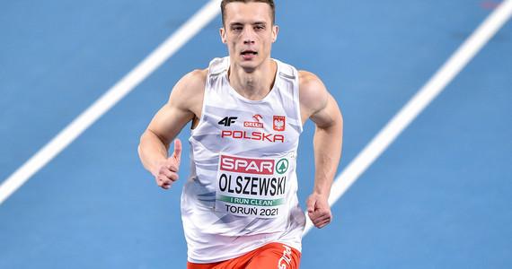 HME Toruń 2021: Men's 60m – Final Results.  Remigiusz Olszewski