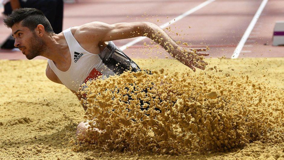 HME in Toruń: Greek Miltiadis Tendoglu is the best in the long jump