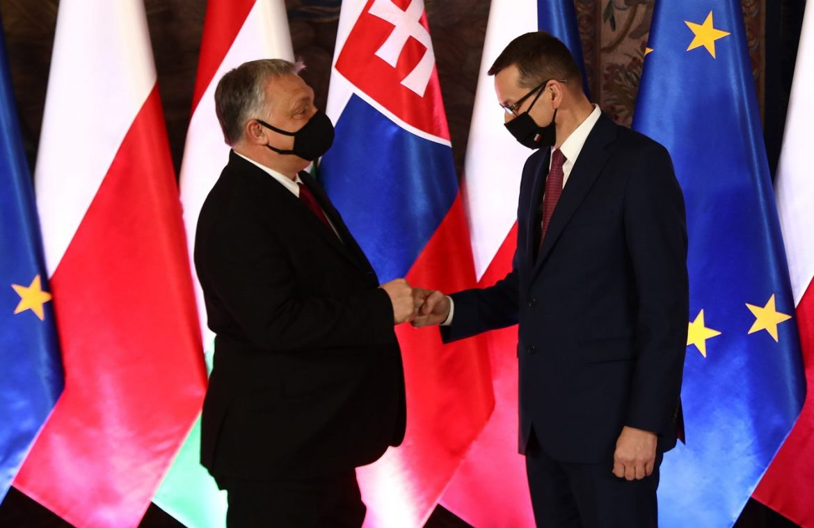 Informal: Morawiecki and Orban will meet Salvineme.  They want to appoint a new right-wing faction in the European Parliament |  Policy