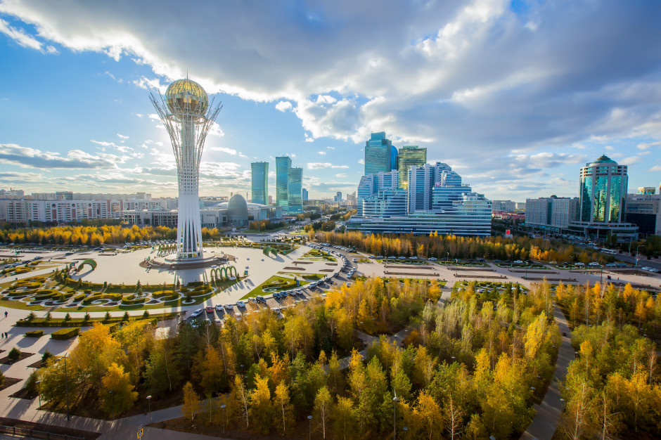 Kazakhstan: the first success of its kind in the country's history;  A former railroad worker earned a Grammy