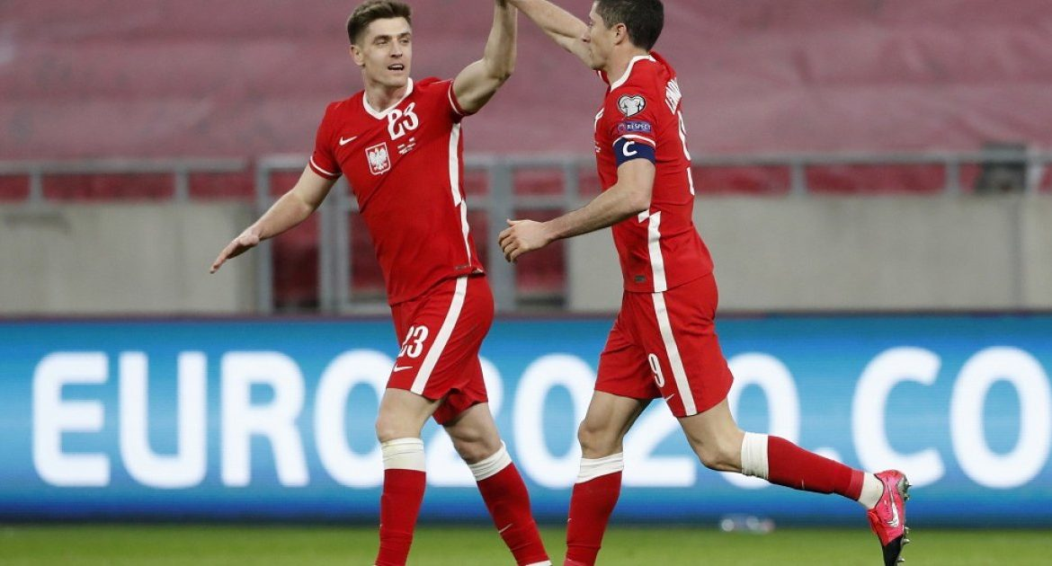 Lewandowski's subsequent strike saves Poland a point in Hungarian sport