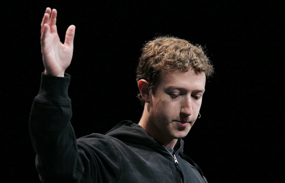 Mark Zuckerberg talks about Facebook's next big step.  You probably won't like it