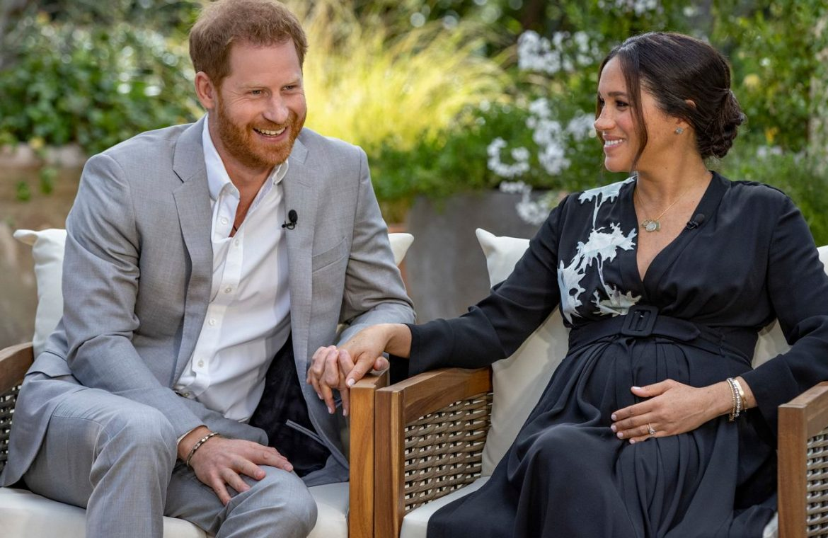 Megan and Harry interview - what and where to watch in Polish?  Queen Elizabeth didn't look, but you can