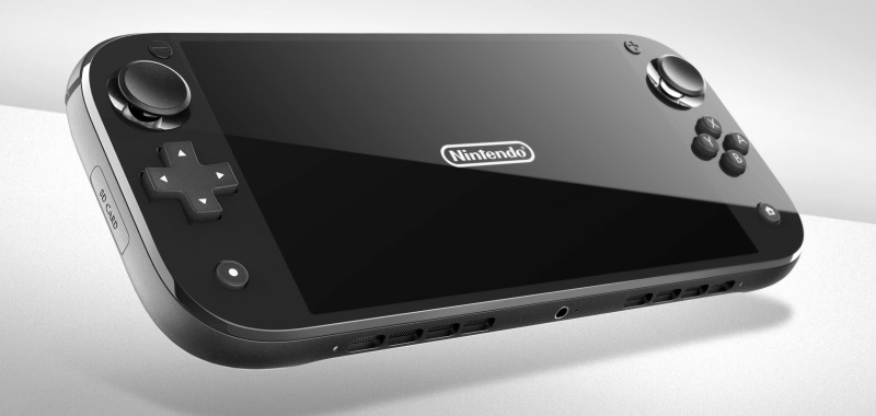 Nintendo Switch Pro with OLED display.  Bloomberg editors reveal the details