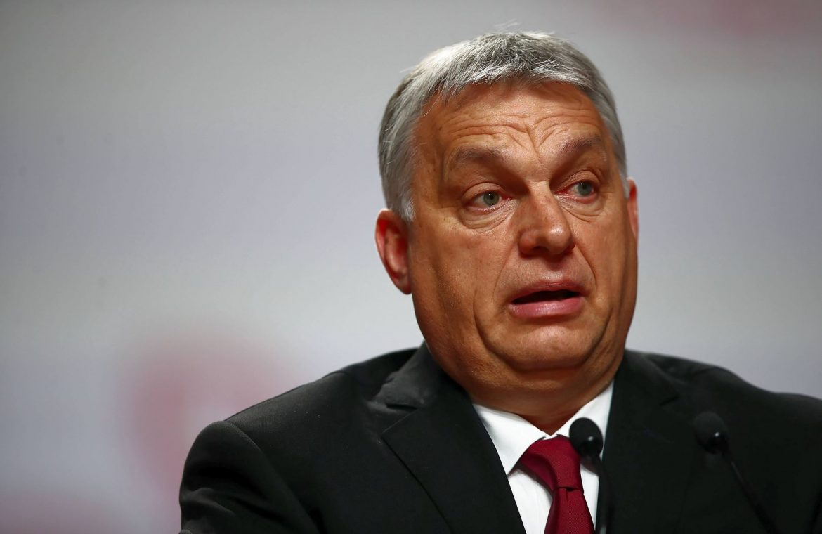 Orban wants to create a new European right.  Including PiS