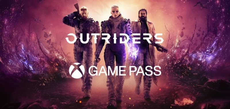 Outriders in Xbox Game Pass!  Microsoft confirms the great news