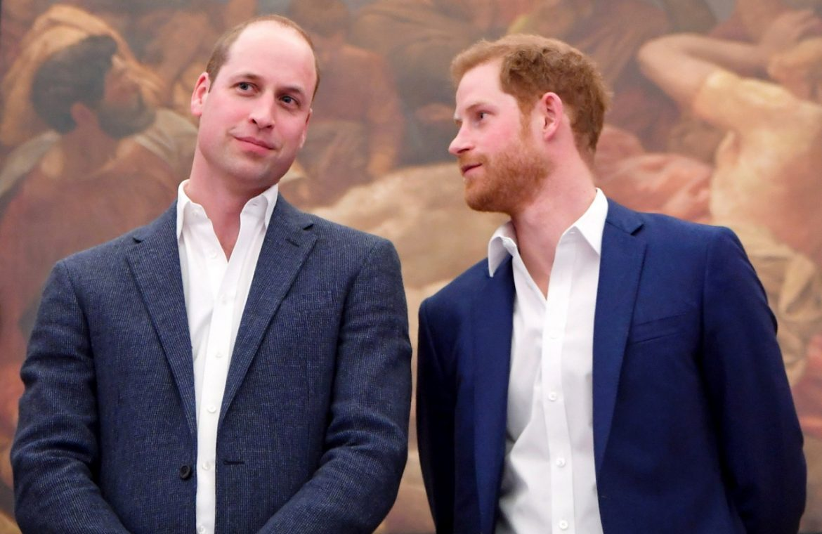 Prince William and Prince Harry will participate in a unique event!  Thanks to this, will their relationship improve?