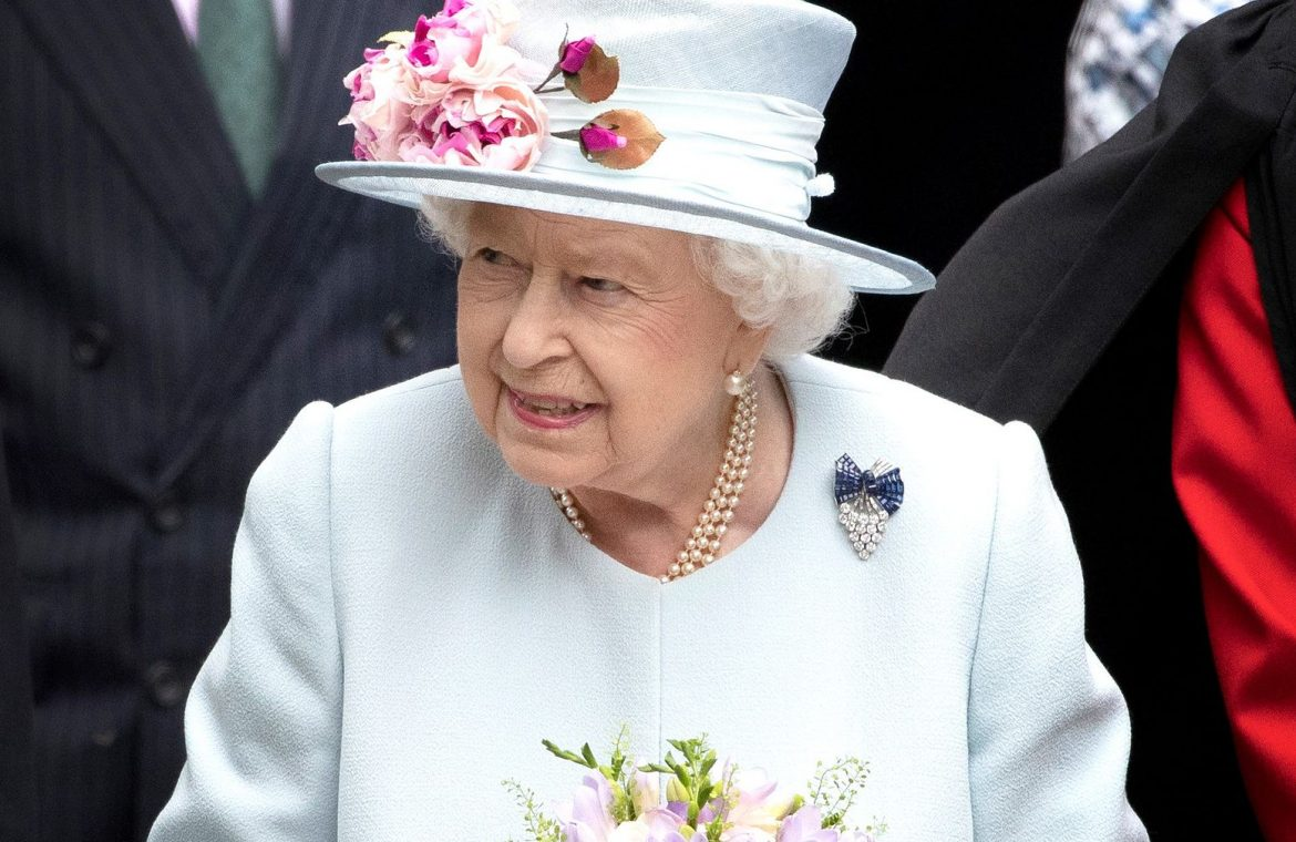 Queen Elizabeth's celebrations have been canceled.  This is the second year in a row