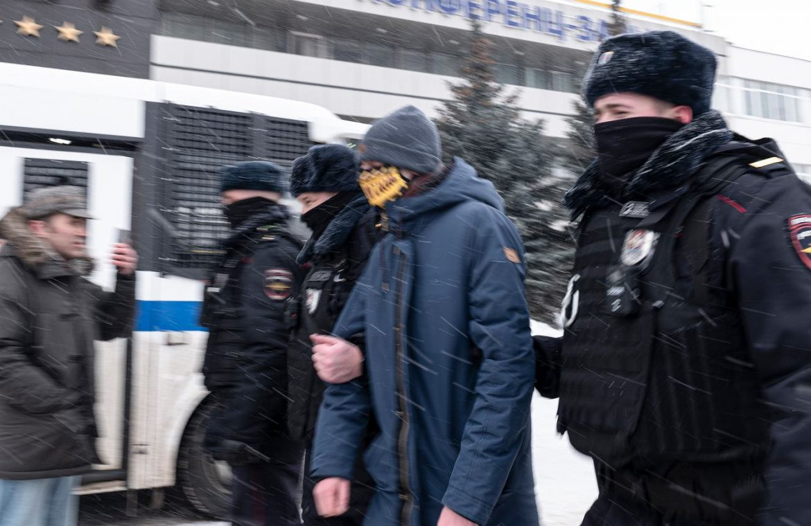 Russia.  The opposition forum opened and about 200 were arrested. The police explain this by breaking the restrictions |  world News