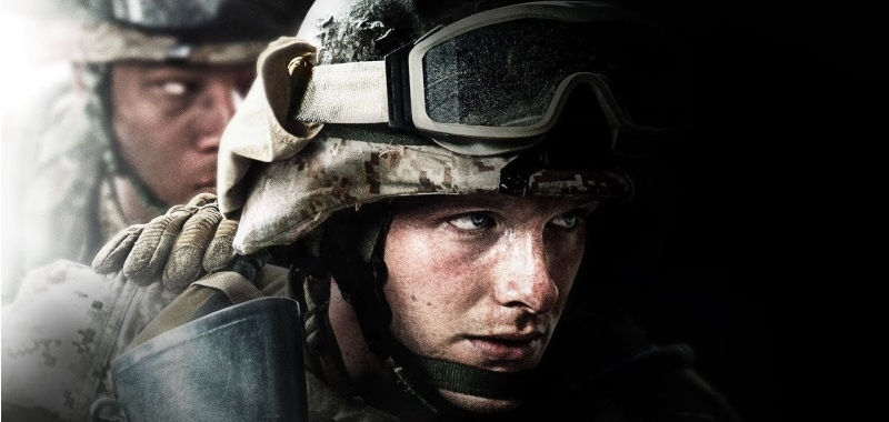 Six days in Fallujah in the first game.  The controversial game uses an interesting technique