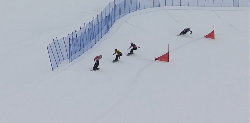Snowboarding - WC: Leaders win the last competition