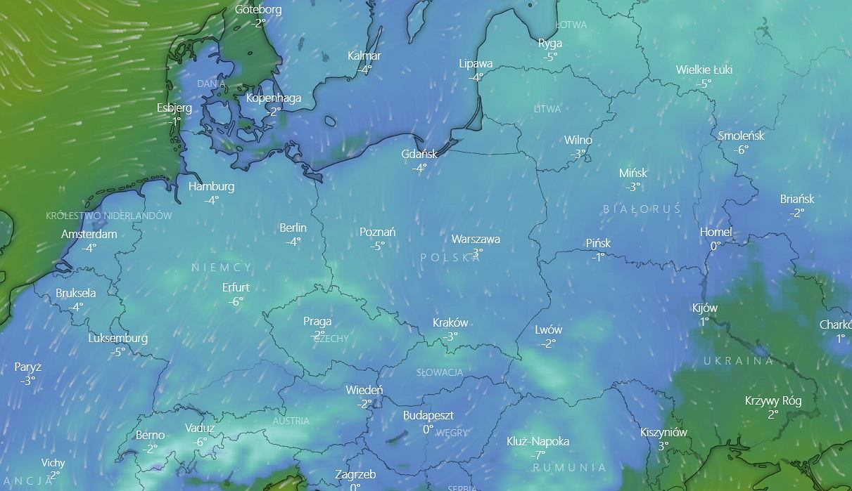 Weather for April.  Will it be warm?  IMWM publishes preliminary forecasts (illustration)