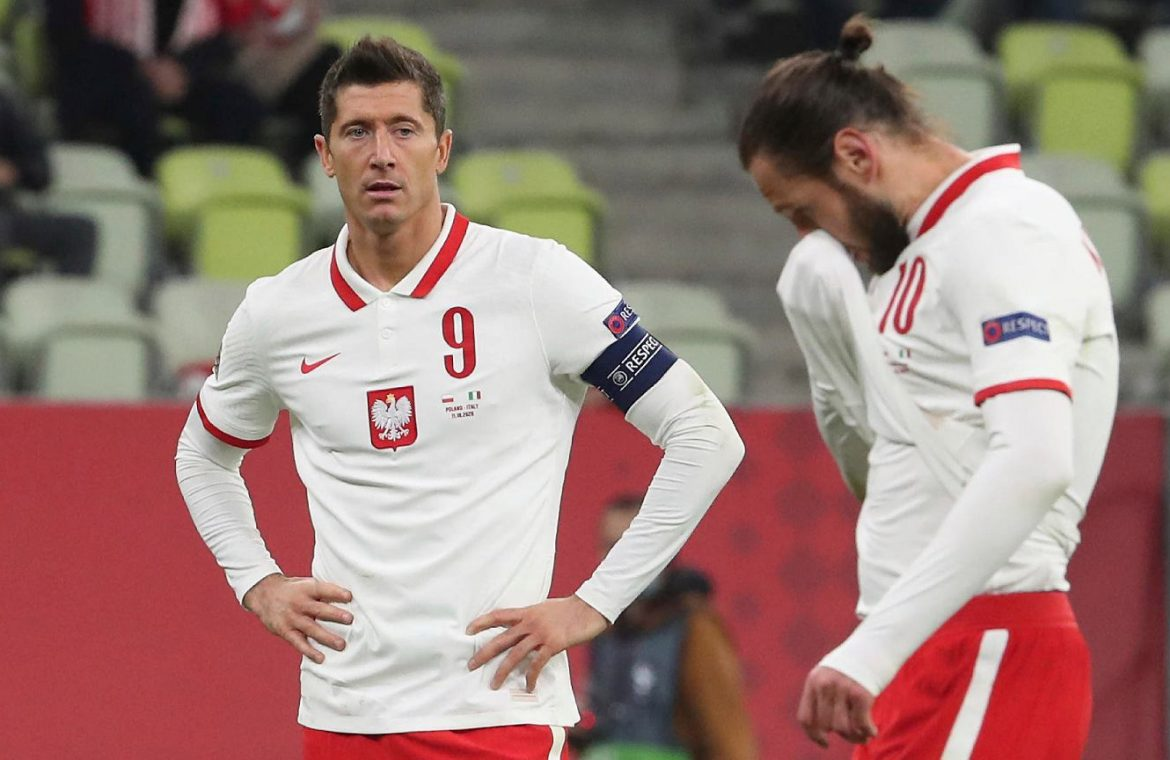 The English issued a clear and unambiguous statement regarding the match with Poland at El.  M¦ 2022 Polish national team
