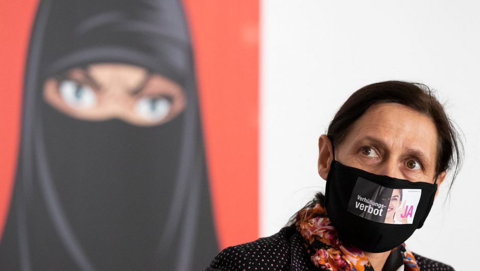 The Swiss voted differently than the government recommended.  Burqa and niqab will be banned