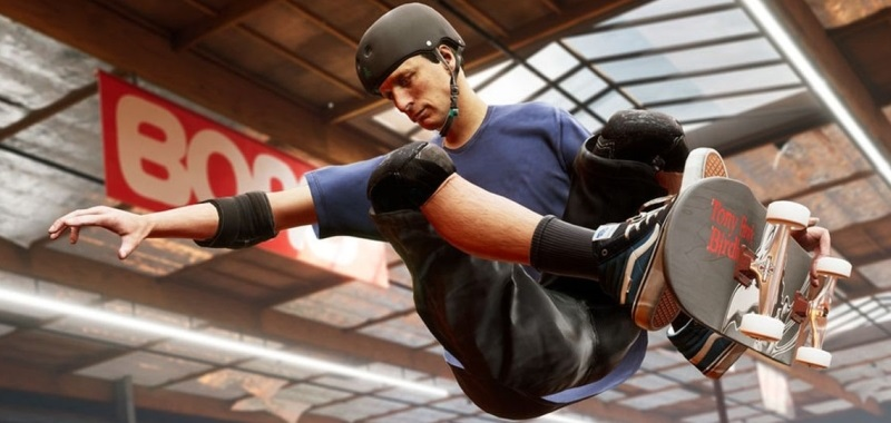 Tony Hawk's Pro Skater 1 + 2 at 120 fps and 1080p on the PS5.  The creators revealed the details of the new release