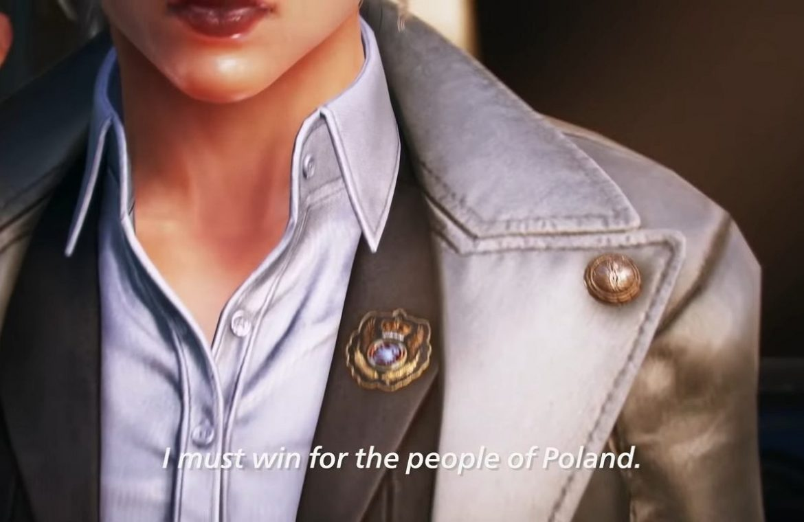 "We already know the name and title ""Prime Minister of Poland"" in Tekken 7. We also know where the idea for the number came from"