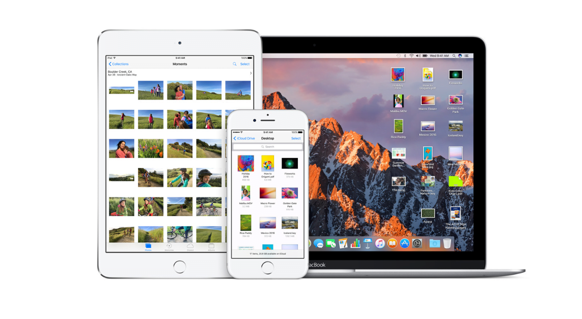 You can no longer transfer photos and videos from iCloud from other services