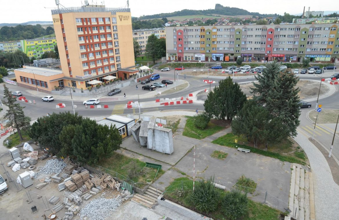 e-legnickie.pl - replacement of the Reymont Monument.  The promised land of development!