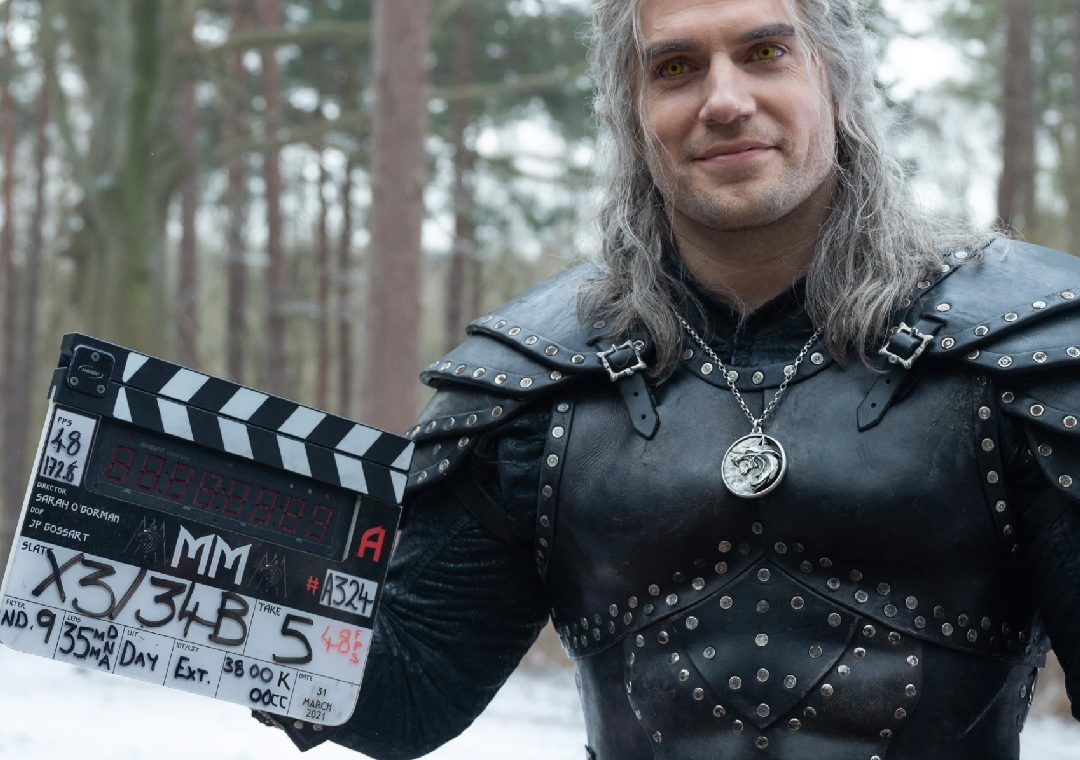Netflix: The Witcher - Filming the Season 2 finale!