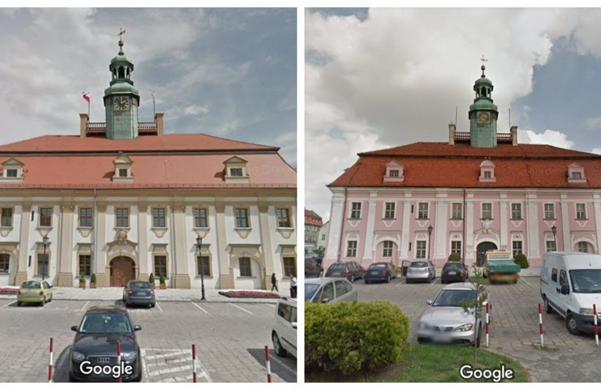 Rawicz in archival photos from Google Street View.  Much has changed over the years! [ZDJĘCIA]
