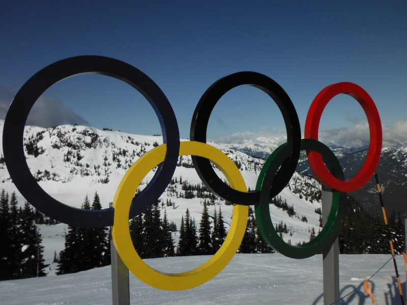 The Olympic Games and the Olympic Games