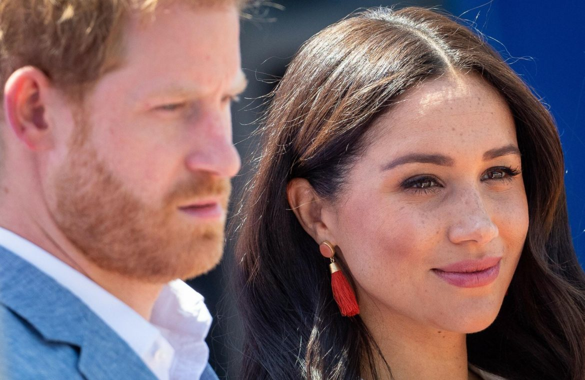 Prince Harry escaped from the palace!  Shocking decision, a blow to Queen Elizabeth II - Super Express