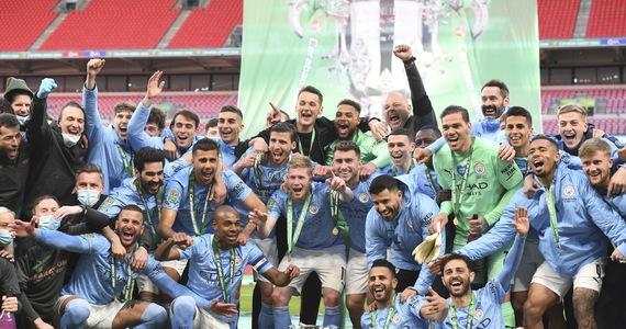 Premier League Cup.  Manchester City beat Tottenham Hotspur.  He is the record holder