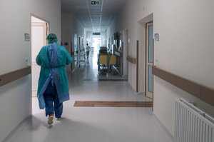 The third deadly wave of the Coronavirus.  How many health workers have died?  New data