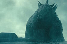 Godzilla II: King of the Monsters - static movie