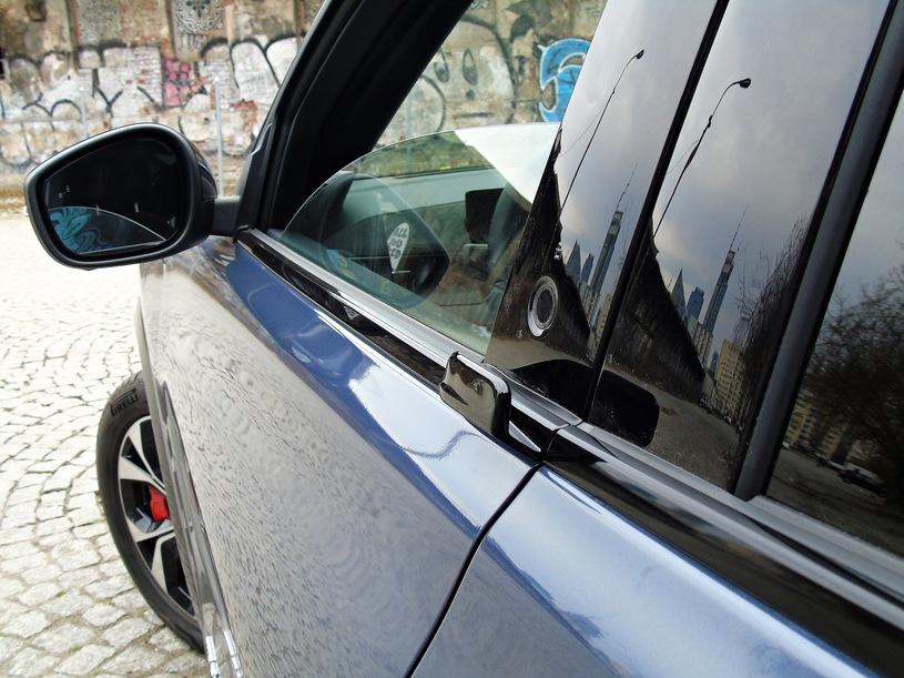 Ford Mustang Mach-E /INTERIA.PL